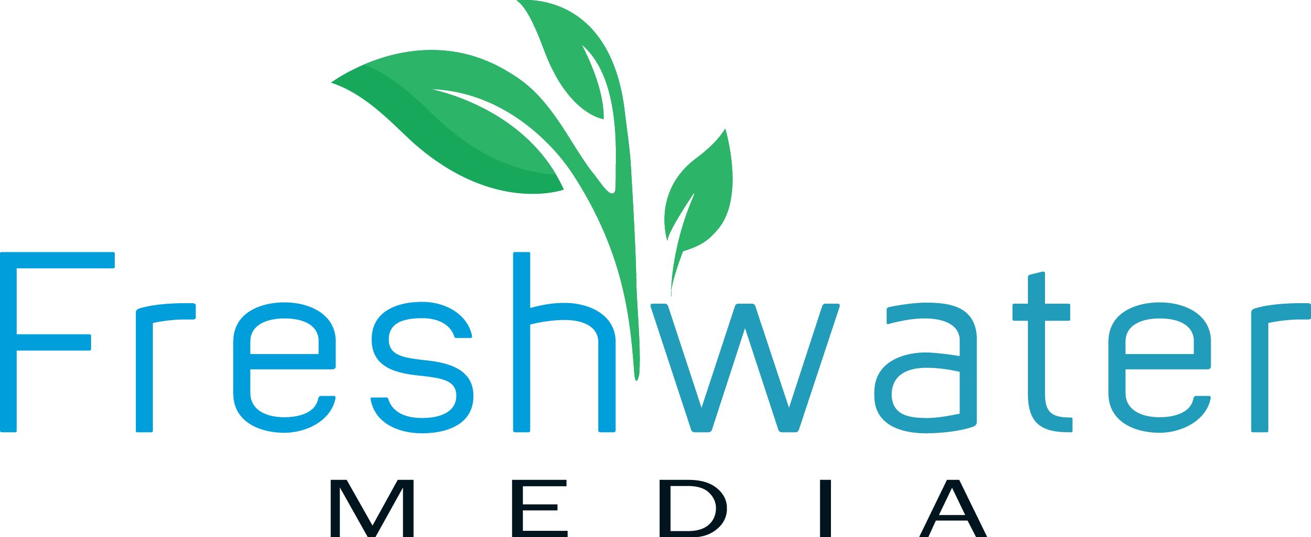 Freshwater Media Retina Logo
